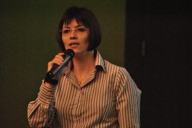 Georgiana Gheorghe, Women on Web, Activia
