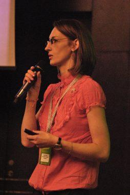 Anca Nistor la Women on Web
