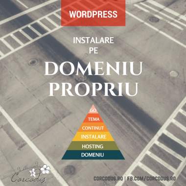 wordpress-domeniu-propriu