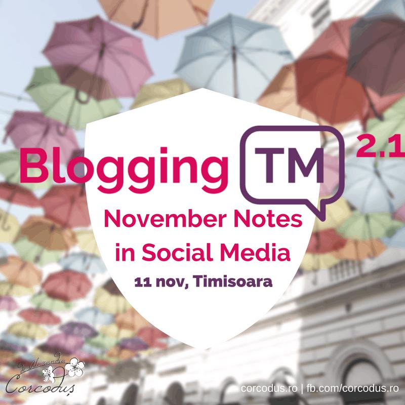 November Notes in Social Media